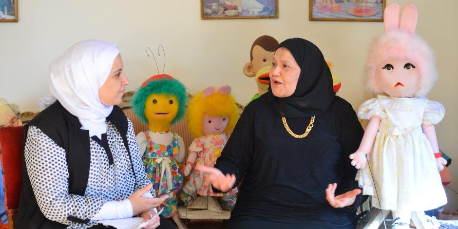 المبدع والمبتكر الفنان محمود رحمي.. اسم عملاق في «فن العرائس» (حوار)