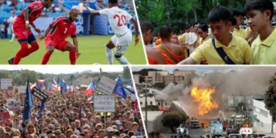 صحف العالم: ماذا فعل «أطفال الكهف» بتايلاند في ذكرى إنقاذهم الأولى؟