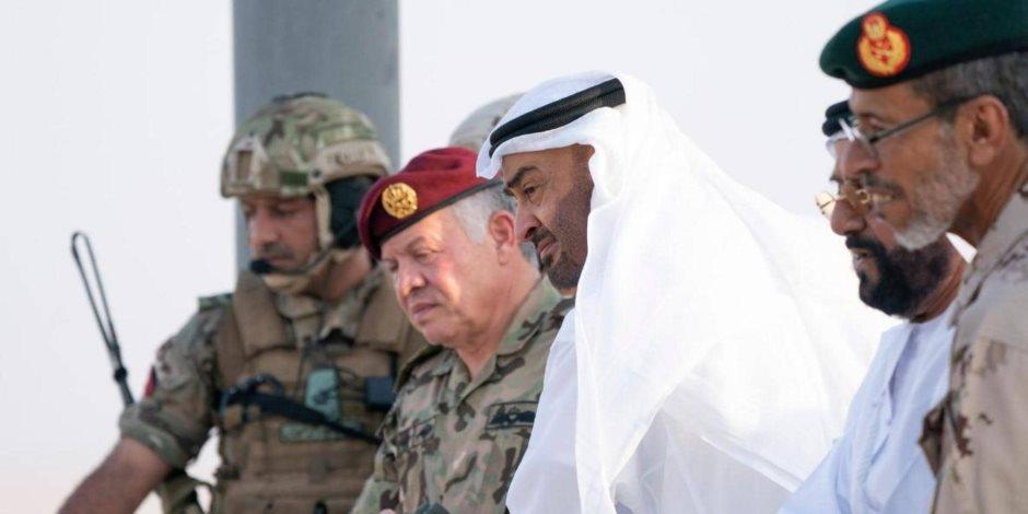 «الثوابت القوية 1».. أبو ظبي وعمان نحو مزيد من التعاون العسكري