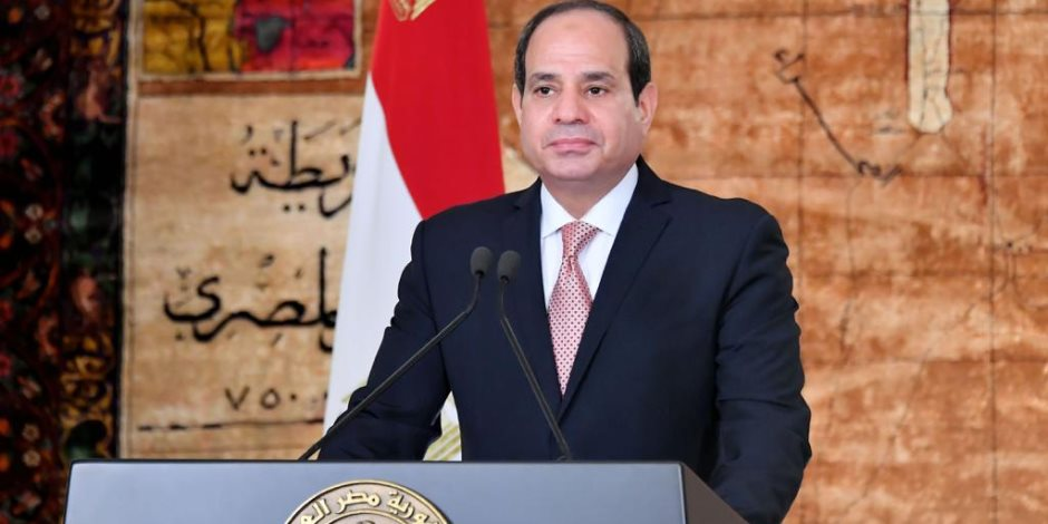 الرئيس السيسى يتبادل برقيات التهنئة مع ملوك ورؤساء العالم بمناسبة العام الجديد