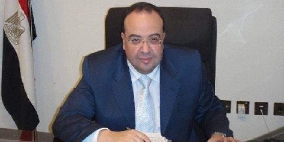 السفير المصري في الخرطوم يلتقي قيادي بقوى الحرية والتغيير