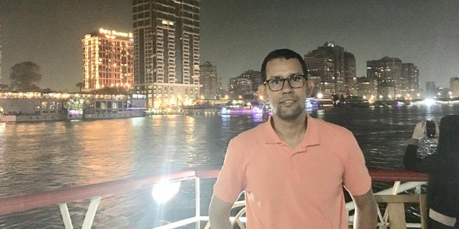 إعلامي موريتاني عقب توديع بلاده كأس الأمم الأفريقية يوجه الشكر لمصر و يصفها بـ«أم الدنيا وأبوها كمان»