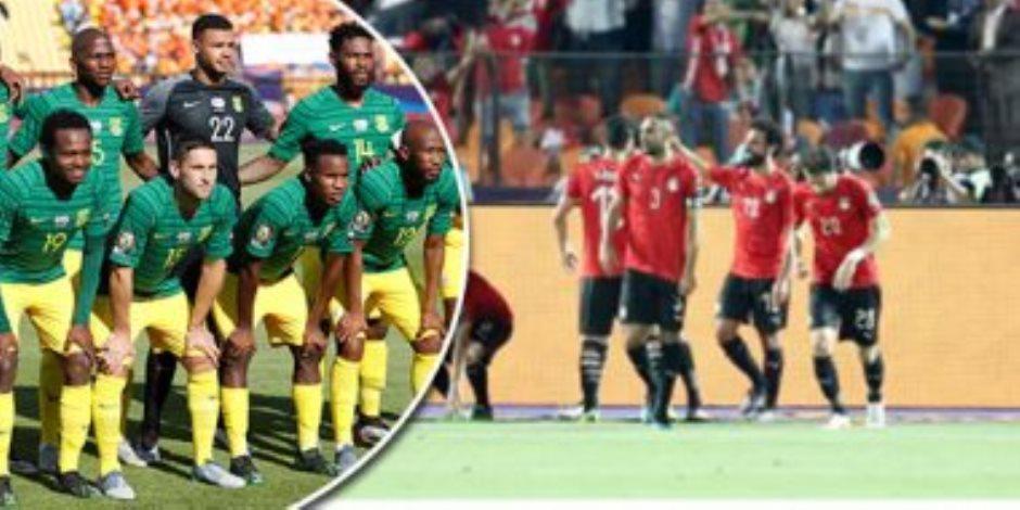 ماذا قال خبراء عن مباراة مصر وجنوب أفريقيا المرتقبة؟