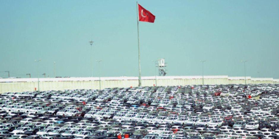 أردوغان خربها.. الشلل يضرب مبيعات السيارات في تركيا