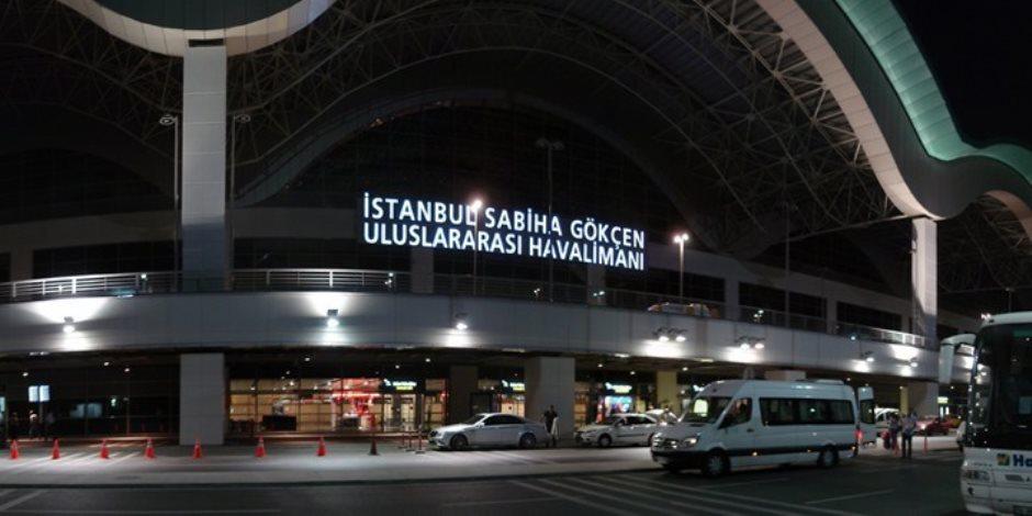 مطار «صبيحة» مقر كارثة انشطار الطائرة التركية.. بوابة بيع الجنسية للإرهابين الهاربين من مصر