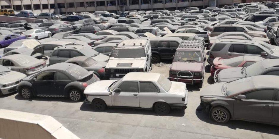 تفاصيل إفراج «جمارك الإسكندرية» عن سيارات بـ4.7 مليار جنيه