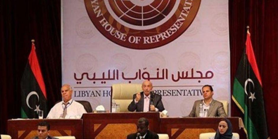 البرلمان الليبي يوجه رسالة إلى نظيره المصري.. ماذا قال فيها؟ (صورة)
