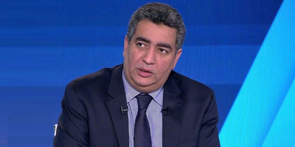 فضائح جديدة للمتحدث باسم «اتحاد الفشلة».. زفة بلدي لـ«أحمد مجاهد» على «فيسبوك»