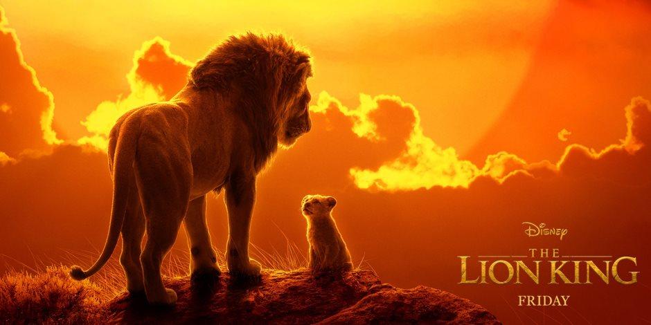 اليوم.. بدء عرض فيلم «The Lion King» في مصر