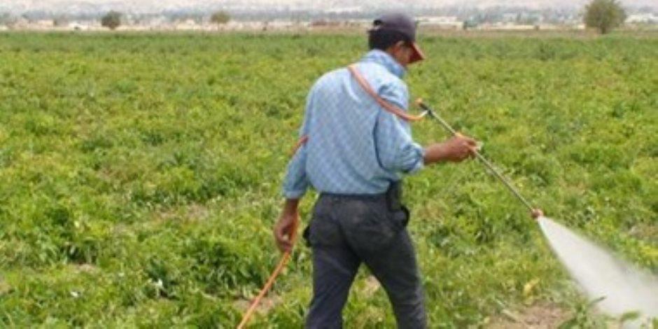 تقييد وحظر استخدام مجموعة من المبيدات الزراعية.. تعرف عليها