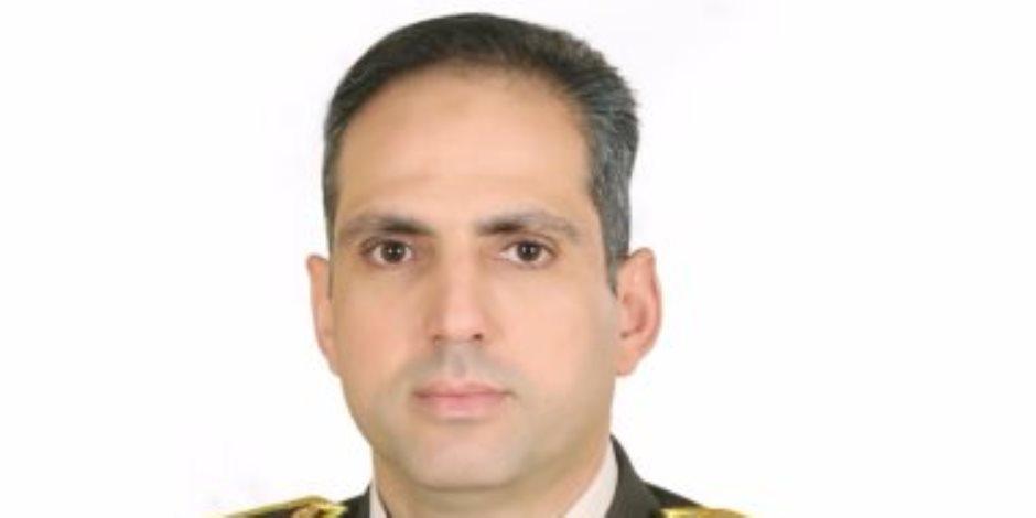 القوات المسلحة تنعي اللواء أركان حرب خالد شلتوت الذي وافته المنية نتيجة إصابته بكورونا