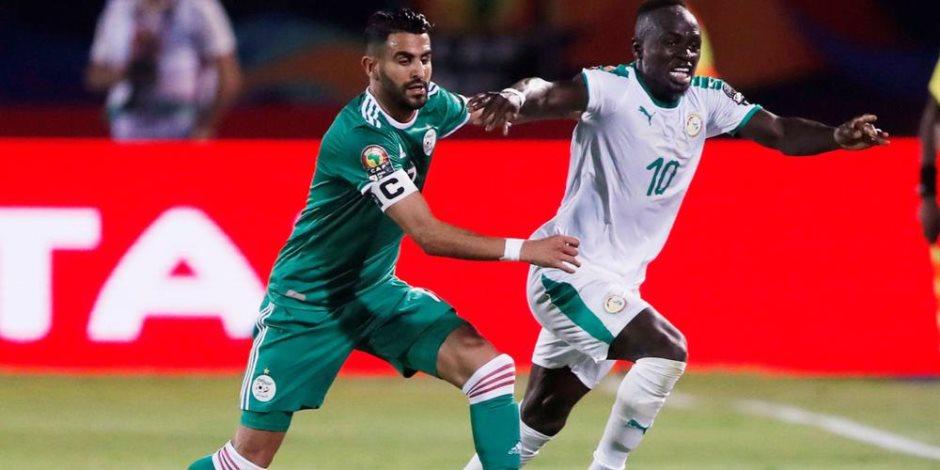 ساديو ماني ولا رياض محرز؟.. من يفوز بكأس الامم الافريقية في مباراه الجزائر والسنغال