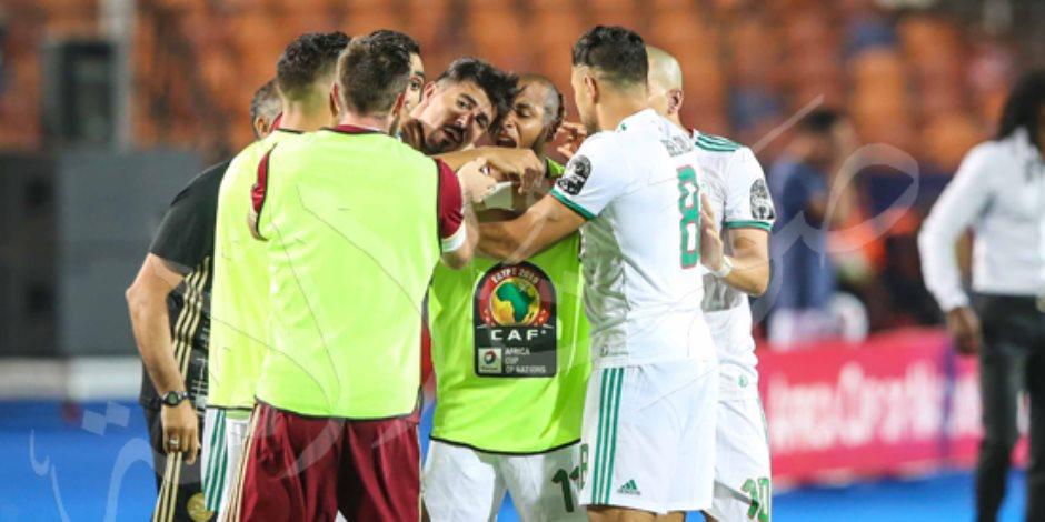 كأس أفريقيا جزائرية.. محاربو الصحراء خطفوا السنغال بهدف غال