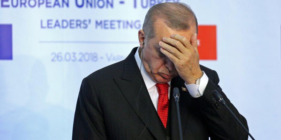أردوغان مرعوب من ترامب.. السفاح التركي في مرمى الكونجرس الأمريكي
