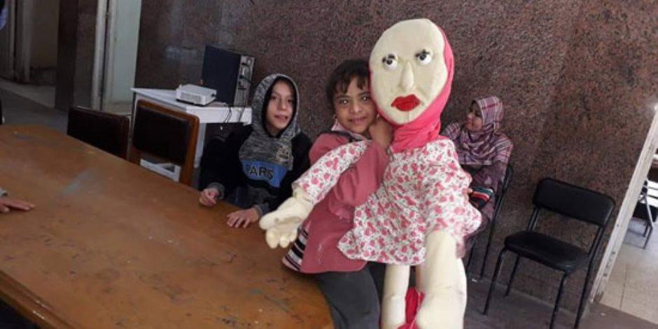 """3 أطفال """"معاقين"""" يواجهون أزمة في الإلتحاق بالمرحلة الإعدادية .. والوزارة تتجاهل"""