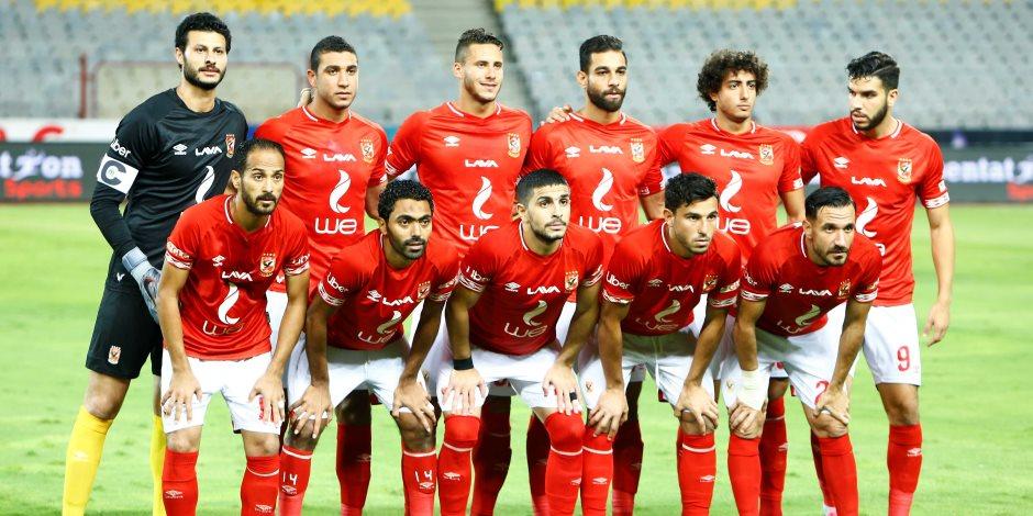هل يتسلم الأهلي درع الدوري في مباراة بيراميدز؟.. اتحاد الكرة يجيب