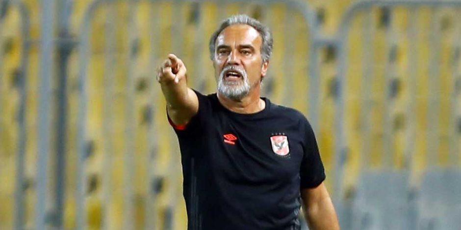 لا مفاجآت في تشكيل الأهلي أمام بيراميدز بمباراة كأس مصر
