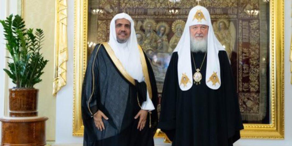 فيديو.. اتفاقية لتعزيز التعايش بين الكنيسة الروسية ورابطة العالم الاسلامى