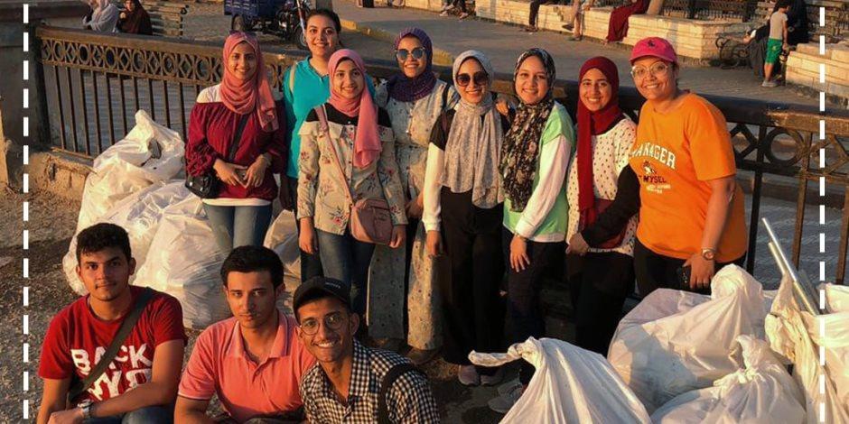 """""""كلين شورز"""".. تبدأ أولى فاعلياتها في دمياط للحد من استخدام البلاستيك بدعم المركز الإعلامي للأمم المتحدة بالقاهرة"""
