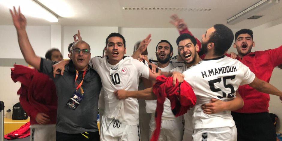 رئيس الاتحاد المصرى لكرة اليد: إنجاز منتخب الناشئين فاق كافة التوقعات