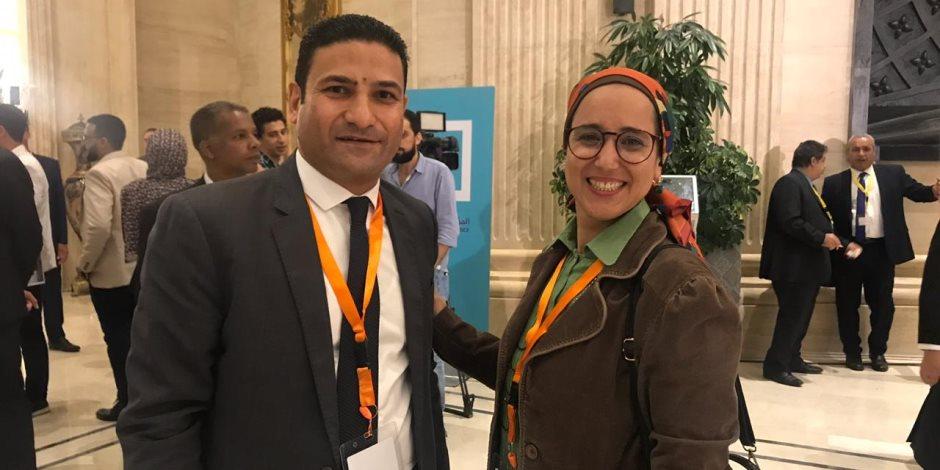 بطلة من «دهب».. حكاية أشهر شيف في وسط البلد كرمها مؤتمر الشباب