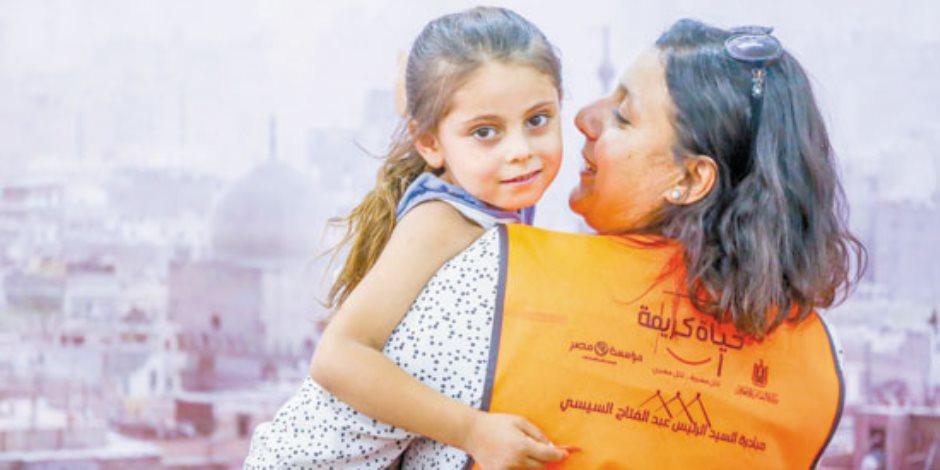 54 قرية على جدول أعمال المبادرة.. «حياة كريمة» تعيد الروح لأهالى قرى زفتى بالغربية