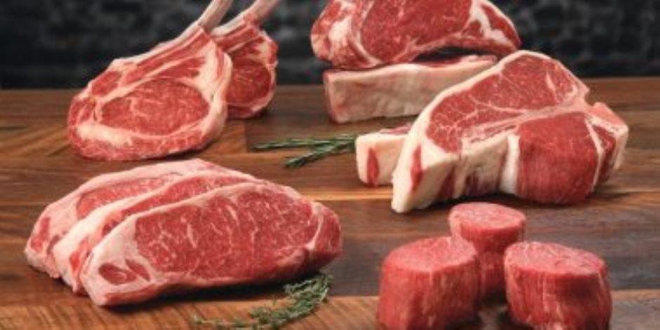 أسعار اللحوم اليوم الخميس.. الكندوز بـ 110 – 130 جنيها للكيلو