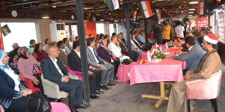 الشباب أمل الأحزاب في انتخابات المحليات.. «حماة وطن» يترجم توجيهات الرئيس