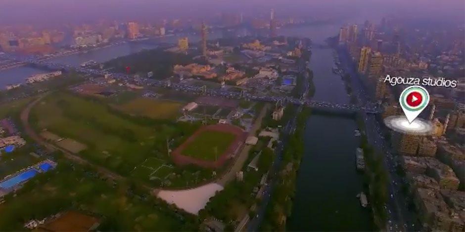 ميلاد كيان إعلامي ضخم.. مركز الخدمات الإعلامية الجديد يضم 16 استوديو  (فيديو)