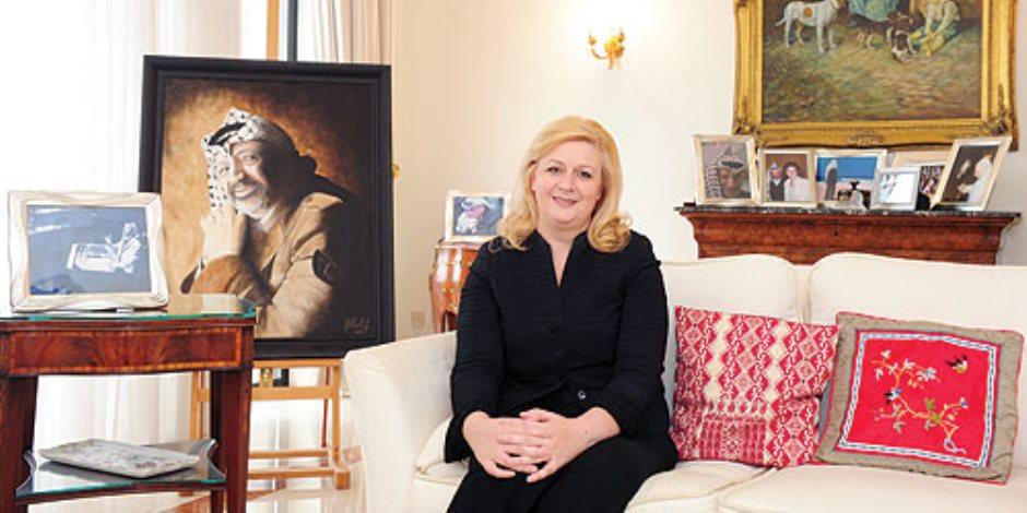 ماذا قالت سهى عرفات لزوجها في ذكرى الرحيل؟