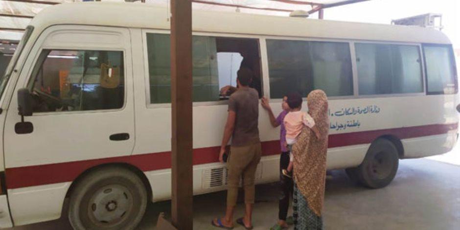ضمن مبادرة حياة كريمة.. وزارة الصحة: تقديم الخدمة العلاجية بالمجان لـ103 آلاف مواطن خلال أغسطس