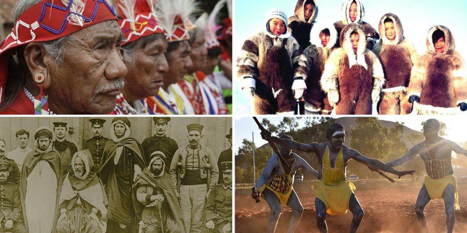 يوم السكان الأصليين.. العالم يحتفل بـ 370 مليون نسمة