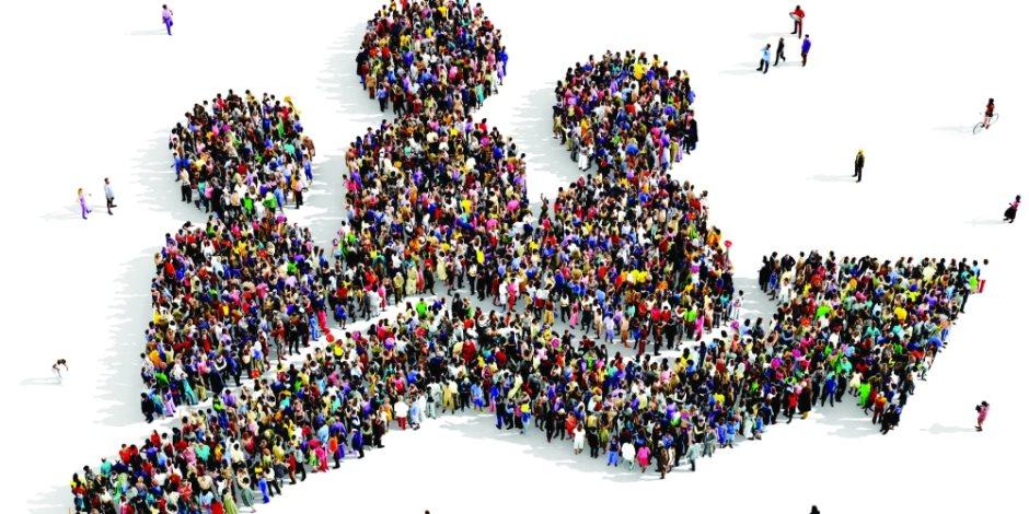 100 ألف مولود زيادة خلال 19 يوما بعد الوصول لـ 99 مليون نسمة