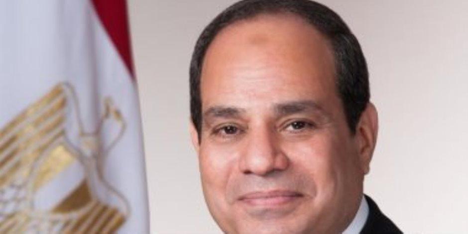 قادة العرب يهنئون الرئيس السيسى بعيد الأضحى المبارك