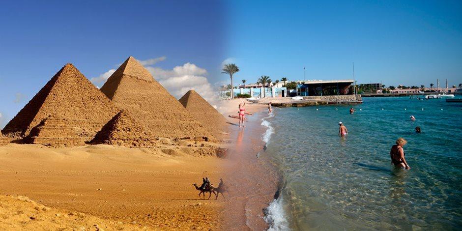 مصر تستعد .. عودة السياحة خلال أيام وتجهيز ٣ محافظات لاستقبال السائحين