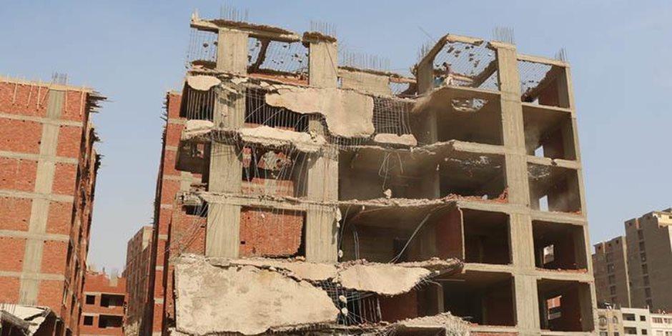 التصالح في مخلفات البناء «صداع» تحت القبة.. ومطالب بسرعة تحديد الأحوزة العمرانية