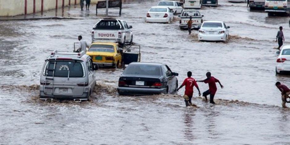 هل تنجح جهود محافظة الإسكندرية في تفادي كوارث السيول؟ (صور)