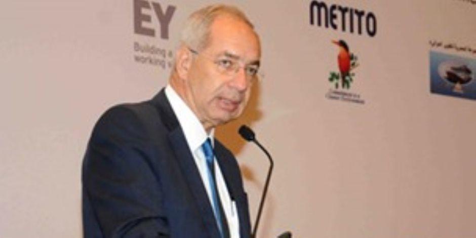 في سطور.. من هو يحيى زكي رئيس الهيئة العامة للمنطقة الاقتصادية لقناة السويس؟