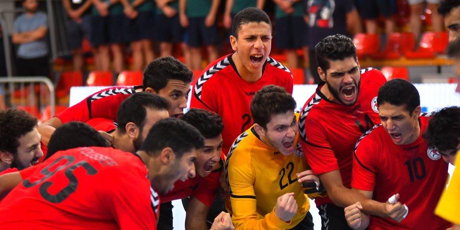 أرقام لا تفوتك في مشوار منتخب ناشئي كرة اليد بطل كأس العالم بمقدونيا