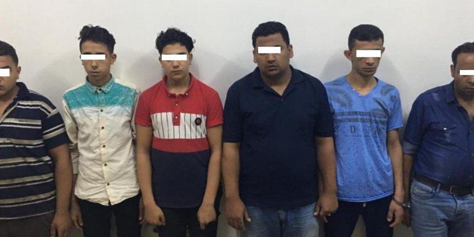 آخر تطوارت جريمة سحل وضرب معاق الشرقية.. 6 في الكلبش