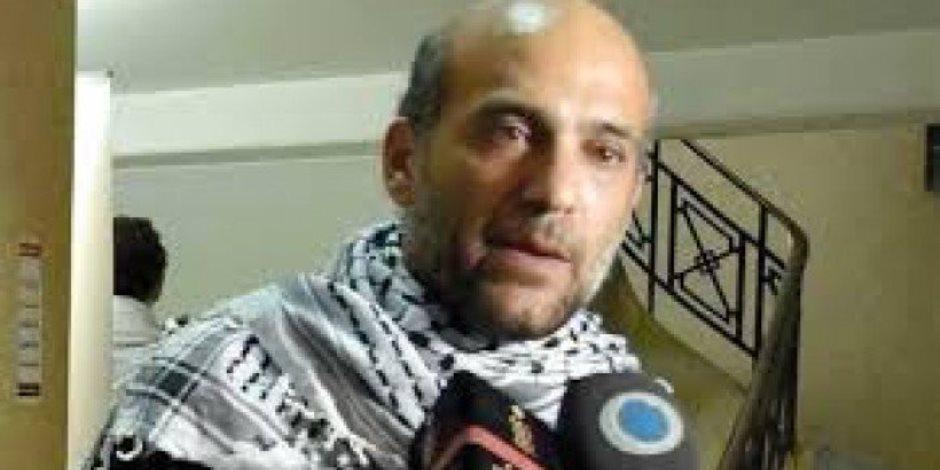 حبس الفلسطيني رامي شعث 15 يوما بتهمة الانضمام لخلية الأمل