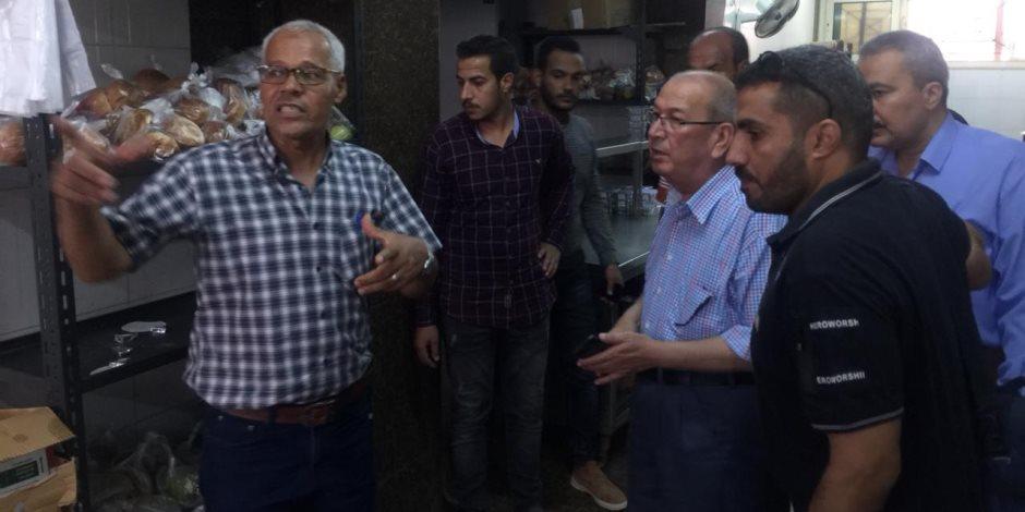 """""""صحة شمال سيناء"""" ..تشدد الرقابة الصحية على وجبات المرضى بالمستشفيات (صور)"""