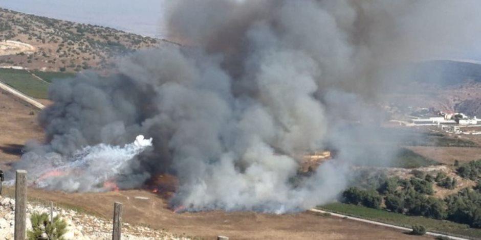 """وسائل إعلام لبنانية: المدرعة الإسرائيلية التى استُهدفت من طراز """"وولف"""""""