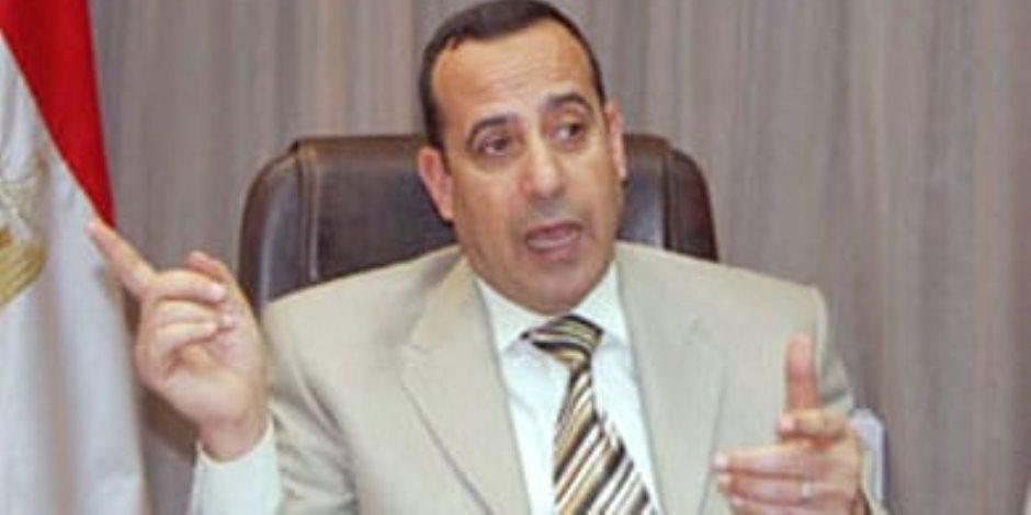 محافظ شمال سيناء: بدء الدراسة في مواعيدها على مستوى المحافظة دون تأجيل