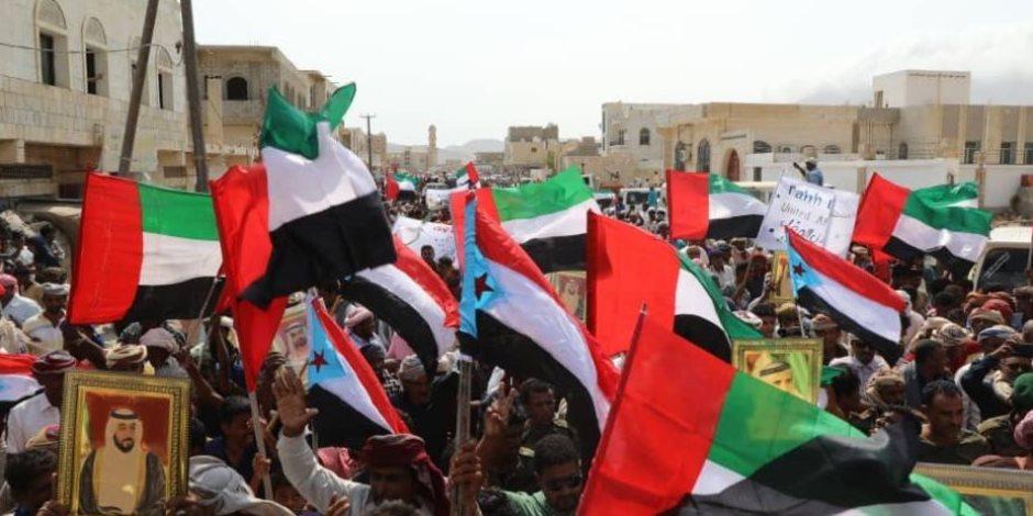 كيف أعرب أبناء عدن عن تقديرهم لدور الإمارات في دعم استقرار اليمن ؟