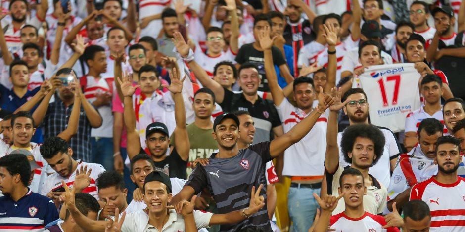 تتويج الزمالك ببطولة كأس مصر.. جماهير القلعة البيضاء تحتفل بالفوز على بيراميدز (فيديو)