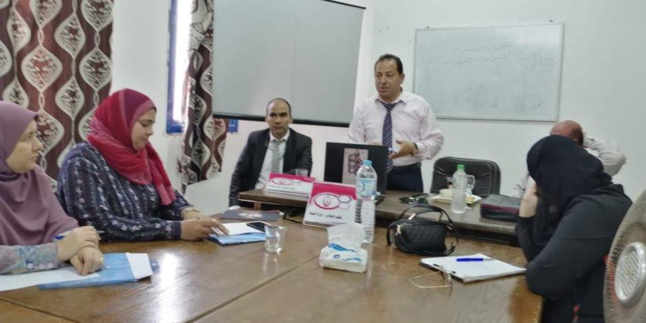 صحة شمال سيناء:  توفير الدعم للمسنين ورعايتهم صحياً هدفنا الأساسي (صور)