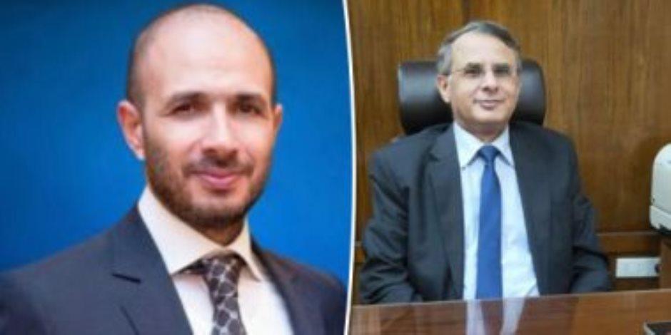 """تطوير نظام """"آمن"""" للتعاملات داخل جامعة مصر إلكترونيا وإلغاء المراسلات الورقية"""