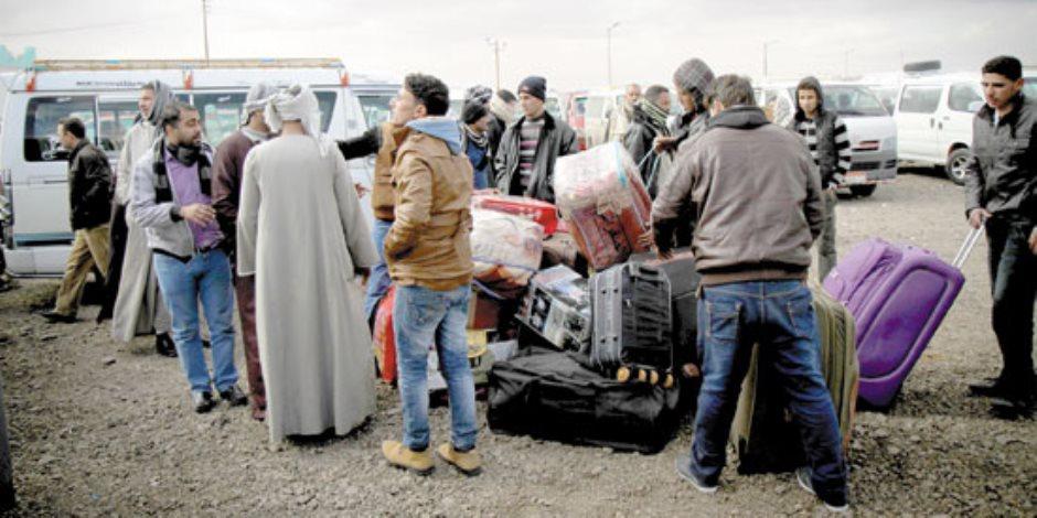 الهجرة غير الشرعية.. كيف تخطط داعش لاختطاف المصريين في ليبيا؟ (مستندات)