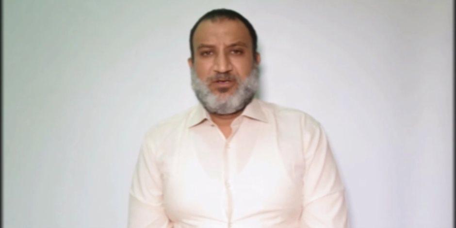 أحد المتهمين في خلية ضرب الإقتصاد المصري : مهمتي تهريب الأموال للإخوان في تركيا ( فيديو )